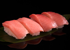 SPECIAL TUNA MENU for GOLDEN WEEK