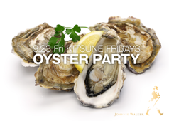2016.9.23 Oyster Party