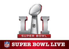 2017.2.6 SUPER BOWL LI OFFICIAL LIVE VEWING